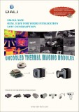Uncooled Thermal Imaging Modules