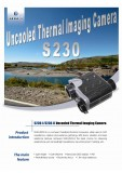 Uncooled Thermal Imaging Camera S230