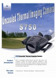 Uncooled Thermal Imaging Camera S750