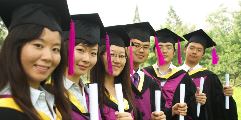 chinese grads