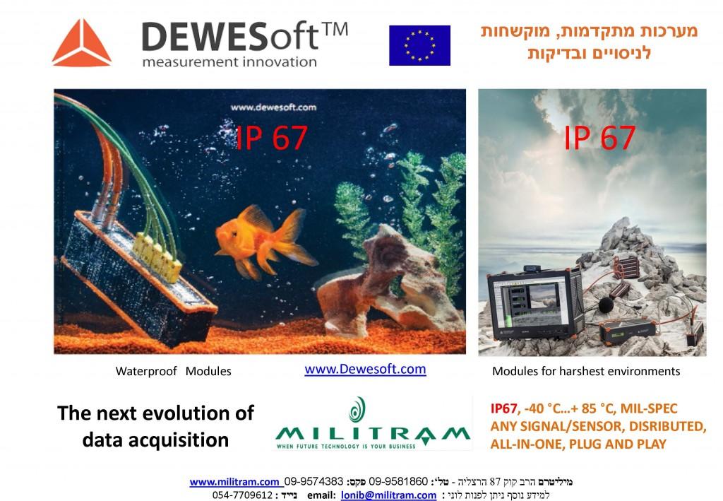 Dewesoft IP67 1