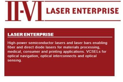 II-VI Laser Enterprise