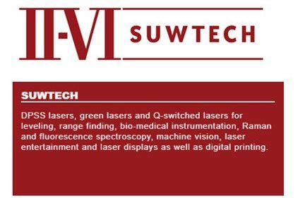 II-VI Suwtech