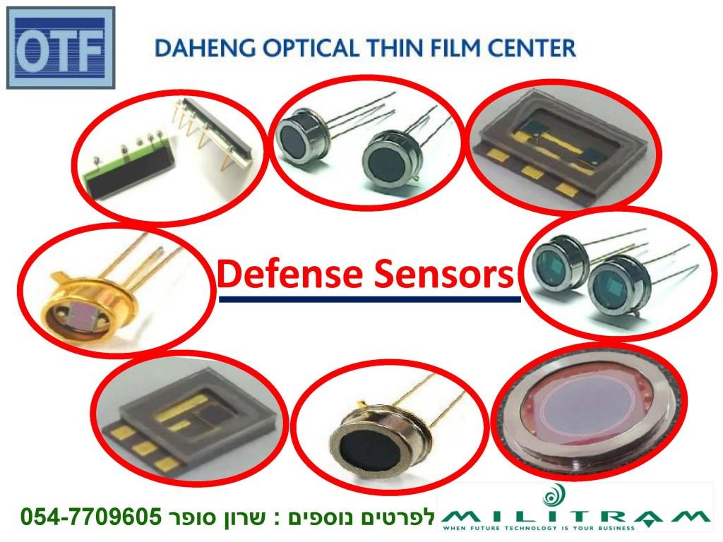 Defense Sensor ad