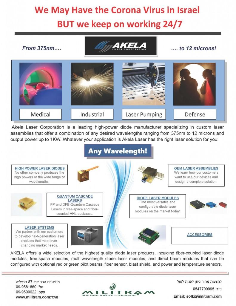 Akela Laser