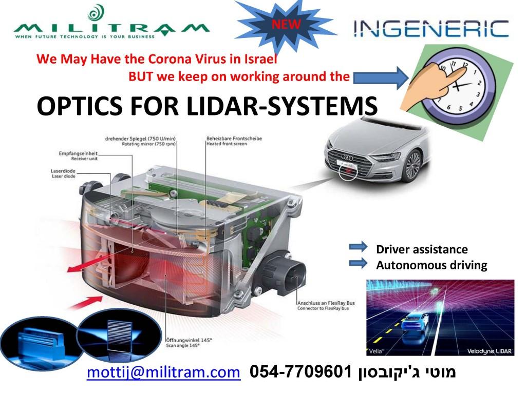 Ingeneric-Corona-LIDAR AD