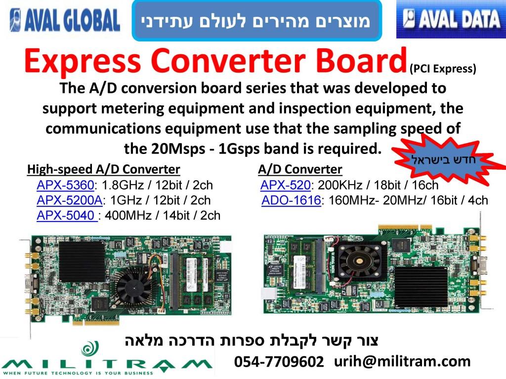 Express converter Board -2